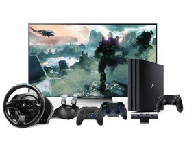 Playstation: 1 Ultime pack eSports à gagner (PS4 Pro 1To  + TV Sony 4K HDR + accessoires)