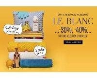 Galeries Lafayette: Jusqu'à -40% sur une sélection Linge de Maison