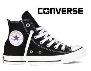 Code promo Converse : 20% de réduction sur votre commande en vous inscrivant à la newsletter
