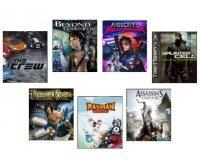 Ubisoft Store: Offre week-end spécial : un lot de 7 jeux PC offert