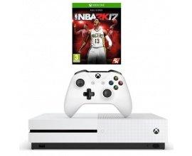 Cdiscount: Console Xbox One S 500 Go + le jeu NBA 2K17 à 239,99€
