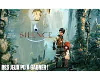 """Clubic: 5 jeux PC """"Silence"""" à gagner"""