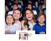 Showroomprive: 5.90€ la place de cinéma Gaumont Pathé à utiliser du 3 au 31 janvier