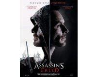 """NRJ: 5 lots de 2 places de cinéma pour le film """"Assassin's Creed"""" à gagner"""