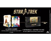 Ciné Média: 1 coffret DVD & 1 coffret Blu-ray de la série Star Trek à gagner