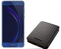 GrosBill: 1 disque dur 500 Go offert pour l'achat d'un smartphone Honor 8