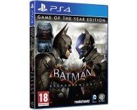 Auchan: Jeu PS4 Batman Arkham Knight - Game of the Year à 29,99€