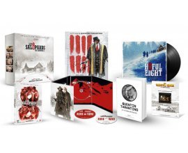 Amazon: Coffret Blu-ray édition prestique Les 8 salopards de Tarantino à 29,99€