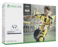 Fnac: [Adhérents] 100€ offerts sur les Xbox One S. Ex : Xbox One S + Fifa 17 à 170,74€