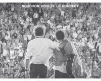 """Nostalgie: 10 CD/Blu Ray """"Souchon Voulzy Le concert"""" à gagner"""