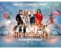 Nostalgie: 5 lots de 2 invitations pour la comédie musicale Hit Parade à gagner