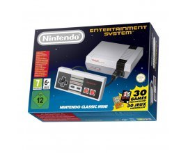 GAME ONE: 5 consoles Nintendo Classic Mini à gagner