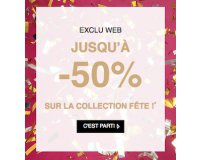 Camaïeu: Jusqu'à -50% sur la collection fête