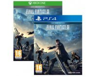 Auchan: Final Fantasy XV - Edition Day One sur PS4 ou Xbox One à 39€