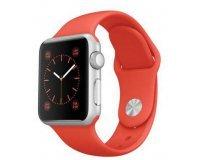 Rue du Commerce: Montre connectée Apple Watch 38mm bracelet Sport Orange à 239,99€