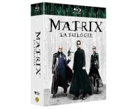 Amazon: Coffret Blu-ray Matrix - La trilogie à 9,99€