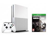 Micromania: Le jeu Rainbow Six Siege offert pour l'achat d'une console Xbox One S 500 Go