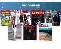 Groupon: Payez 15€ le bon d'achat Viapresse d'une valeur de 30€