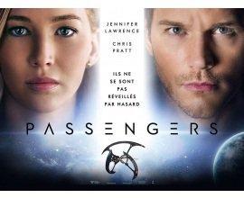 NRJ: 40 places pour le film Passengers à gagner
