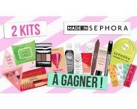 Rose Carpet: 2 kits de 17 produits beauté Made in Sephora à gagner