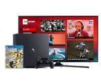 SFR: 1 PC portable, 1 iPad, 1 PS4+ 1 casque PSVR, 1 TV 4K, 1 Go Pro et d'autres lots