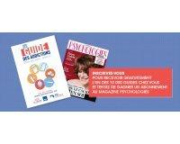 Psychologies Magazine: 1 abonnement à Psychologies Magazine et 10 000 guides offerts
