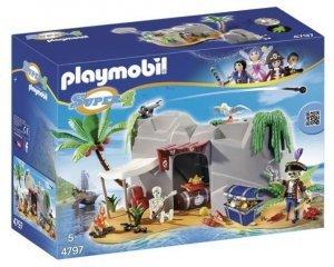 Amazon: - 20% sur les jouets du moment. Ex : Caverne des pirates Playmobil à 16,99€