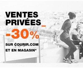 Courir: [Adhérents MyCourir] 30% de réduction sur tout le site et en magasin