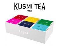 Kusmi Tea: Composez votre boite de 3 KusmiKubes de 10 sachets de thé à 18€ et les 6 à 34€