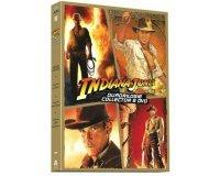 Amazon: Coffret DVD Indiana Jones Quadrilogie à 9,99€