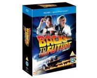 Zavvi: Retour vers le futur - Coffret de la trilogie en Blu-Ray à 8,63€