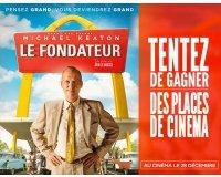 """BFMTV: 20 places de cinéma pour le film """"Le Fondateur"""" à gagner"""