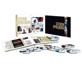 Zavvi: Coffret Blu-ray Steven Spielberg : Director's Collection (8 films) à 19,19€