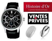 Histoire d'Or: Ventes privées : jusqu'à 50% de réduction sur de nombreux bijoux
