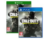 Fnac: Call of Duty Infinite Warfare sur PS4 ou Xbox One à 29,90€