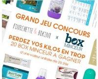 Fourchette & Bikini: 20 Box Minceur à gagner