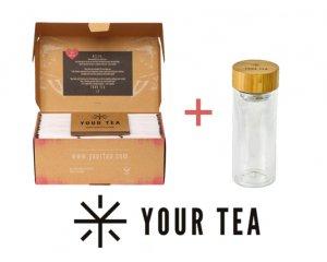 Femme Actuelle: Une cure Tiny Tea & un mug Your Tea à gagner