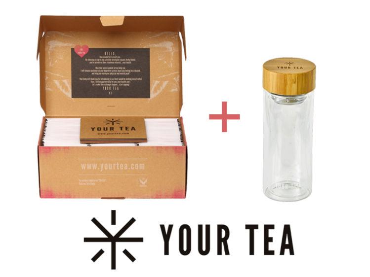 Code promo Femme Actuelle : Une cure Tiny Tea & un mug Your Tea à gagner