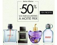 Origines Parfums: - 50% sur une sélection de parfums