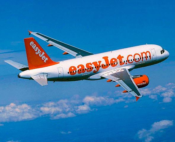 Code promo easyJet : Billets d'avion vers l'Europe : Jusqu'à -25% sur 800000 sièges