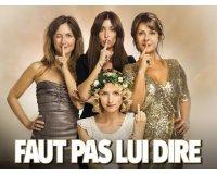 """Chérie FM: 5 lots de 2 places de ciné pour le film """"Faut pas lui dire"""" à gagner"""