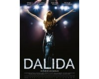 Femme Actuelle: Des places de cinéma ou des BO du film DALIDA à gagner