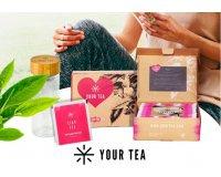 Femina: 74 lots Tiny Tea 28 jours de Your Tea + mug en verre à gagner