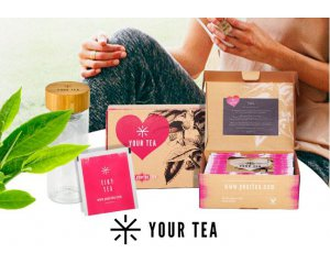 Femina: 74 lots Tiny Tea 28 jours de Your Tea + mug en verre à gagner