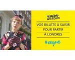 Voyages SNCF: Londres en Eurostar dès 29€ l'aller