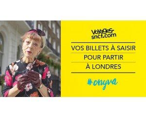 OUI.sncf: Londres en Eurostar dès 29€ l'aller
