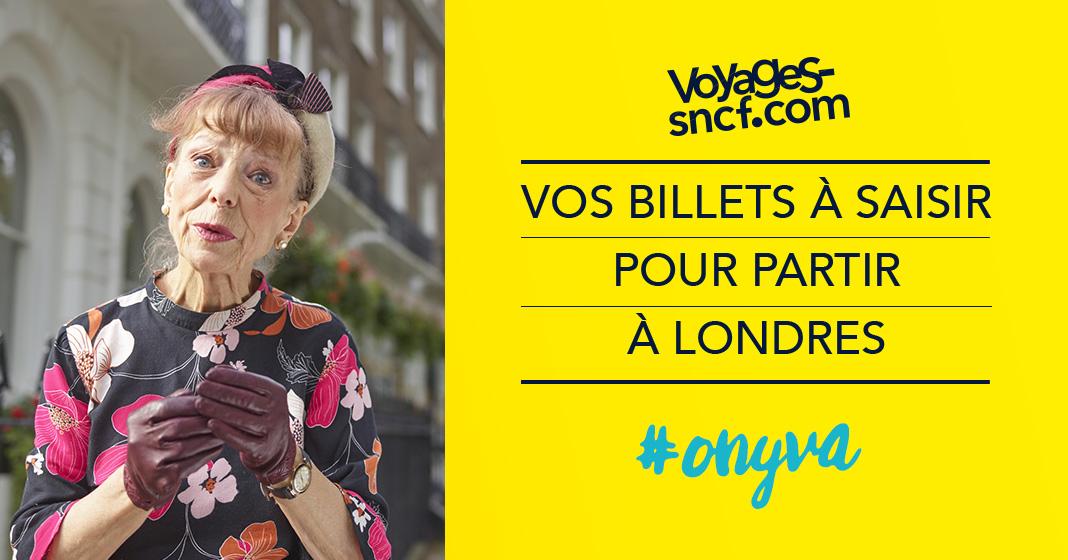 Code promo Voyages SNCF : Londres en Eurostar dès 29€ l'aller