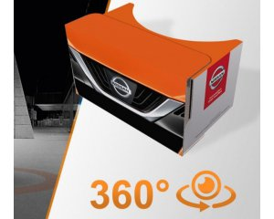 Nissan: Recevrez gratuitement chez vous vos lunettes 360°