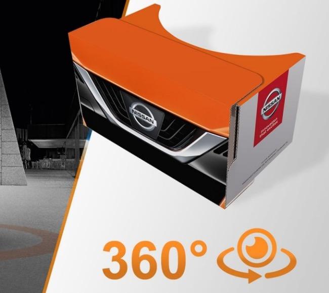 Code promo Nissan : Recevrez gratuitement chez vous vos lunettes 360°