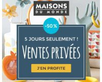 Code promo maisons du monde reduction en septembre - Code de reduction maison du monde ...